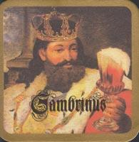 Pivní tácek gambrinus-2