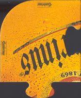Pivní tácek gambrinus-23