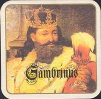 Pivní tácek gambrinus-3