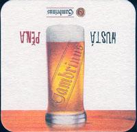 Pivní tácek gambrinus-30-oboje