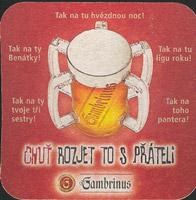 Pivní tácek gambrinus-36