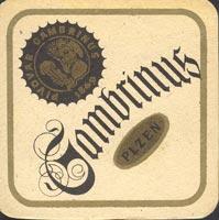 Pivní tácek gambrinus-4