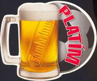 Pivní tácek gambrinus-44-zadek