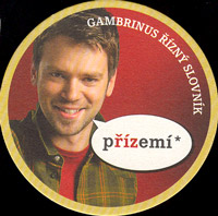 Beer coaster gambrinus-46