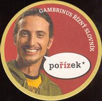 Pivní tácek gambrinus-48