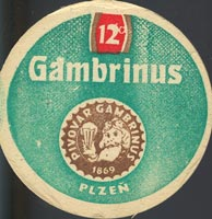 Beer coaster gambrinus-5