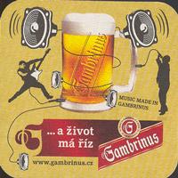 Pivní tácek gambrinus-52