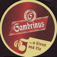 Pivní tácek gambrinus-63-small