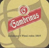Pivní tácek gambrinus-70-small