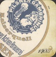 Pivní tácek gambrinus-75-zadek-small