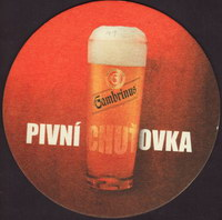 Beer coaster gambrinus-86-small