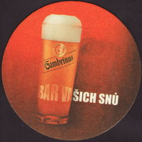 Beer coaster gambrinus-87-small