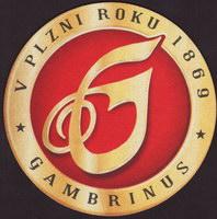 Pivní tácek gambrinus-88-small