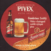 Pivní tácek gambrinus-89-zadek-small
