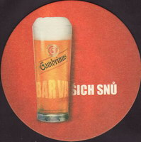 Beer coaster gambrinus-9-small