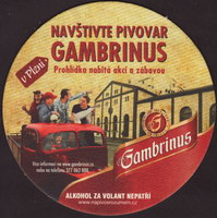 Pivní tácek gambrinus-90-zadek-small