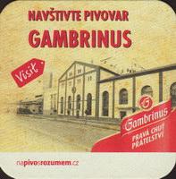 Pivní tácek gambrinus-91-small