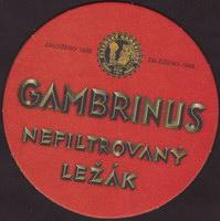 Pivní tácek gambrinus-94-small