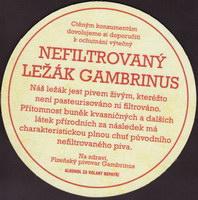 Pivní tácek gambrinus-94-zadek-small