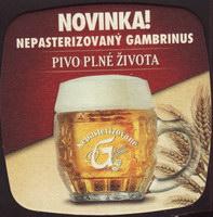 Pivní tácek gambrinus-96-small