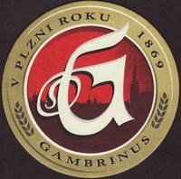 Pivní tácek gambrinus-99-small