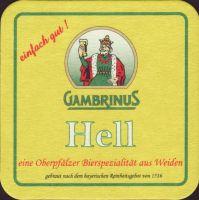 Pivní tácek gambrinus-brauerei-rohrwild-2-small
