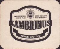 Beer coaster gambrinus-bv-1-small