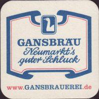 Beer coaster gansbrauerei-1-oboje-small