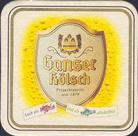 Pivní tácek ganser-1