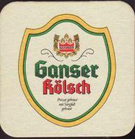 Pivní tácek ganser-6-small