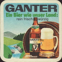 Beer coaster ganter-10-zadek-small