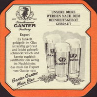 Beer coaster ganter-16-zadek-small