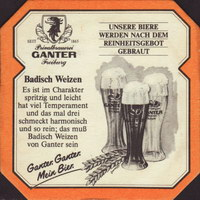 Beer coaster ganter-18-zadek-small