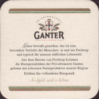 Beer coaster ganter-2-zadek-small