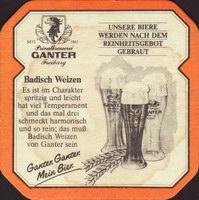 Beer coaster ganter-23-zadek-small