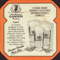 Beer coaster ganter-31-zadek-small