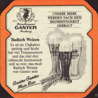 Beer coaster ganter-32-zadek-small