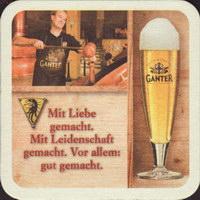 Beer coaster ganter-33-zadek-small
