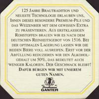 Beer coaster ganter-34-zadek-small
