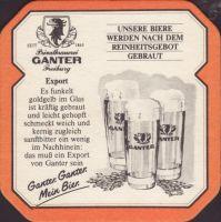 Beer coaster ganter-38-zadek-small