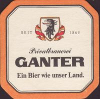 Beer coaster ganter-39-small
