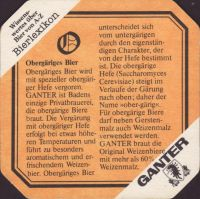 Beer coaster ganter-40-zadek-small