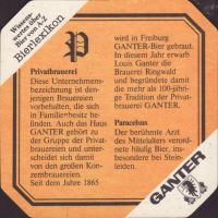 Beer coaster ganter-41-zadek-small