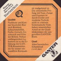 Beer coaster ganter-42-zadek-small