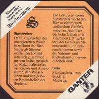 Beer coaster ganter-44-zadek-small
