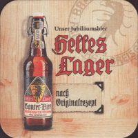 Beer coaster ganter-47-zadek-small