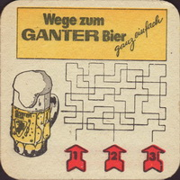 Beer coaster ganter-6-zadek-small