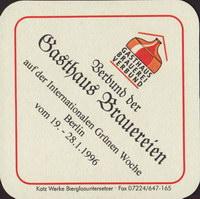 Beer coaster gasthaus-brauereien-1-zadek