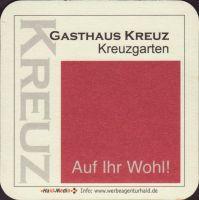 Pivní tácek gasthaus-kreuz-1-small