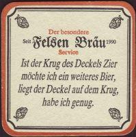 Pivní tácek gasthausbrauerei-felsenkeller-1-zadek-small